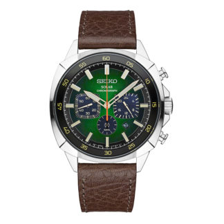 Seiko Recraft Series Solar Chronograph SSC513