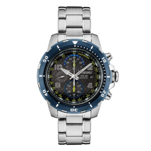 Seiko Core Solar SSC637 Jimmie Johnson Special Edition