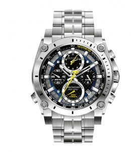 Bulova Men's Precisionist Chronograph Watch 96B175