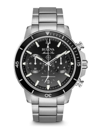 Bulova Marine Star Chronograph Watch 96B272