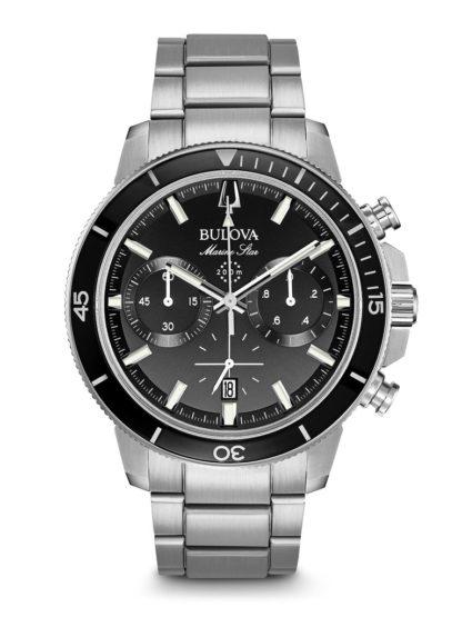 Bulova Marine Star Chronograph Watch 96B272