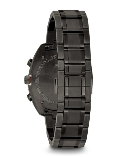 Bulova Men's Curv Chronograph Watch 98A158