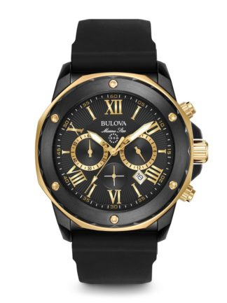 Bulova Men's Marine Star Chronograph Watch 98B278