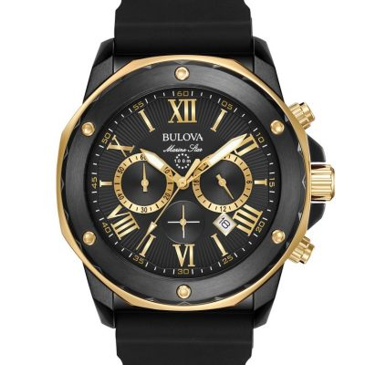 Bulova Men's Marine Star Chronograph Watch 98B278