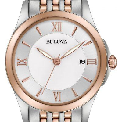 Bulova Classic Women's Watch 98M125