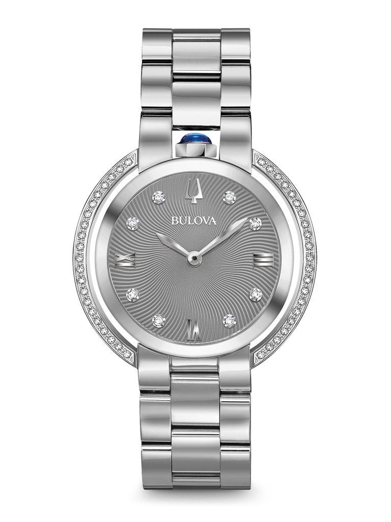 bulova womens rubaiyat watch 96r219 watches clock doctor