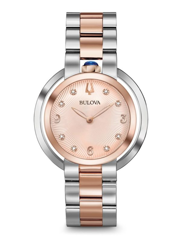 Bulova Women's Rubaiyat Watch 98P174