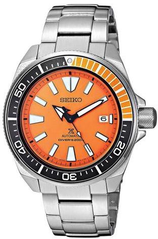 Seiko Prospex Orange Samurai SRPC07