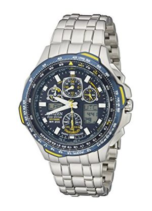 Citizen Blue Angels Skyhawk A-T JY0040-59L