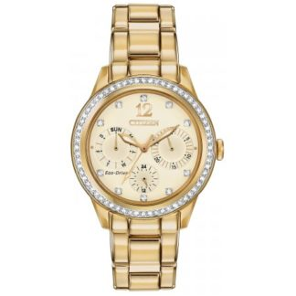 Citizen Silhouette Crystal Watch FD2012-52P