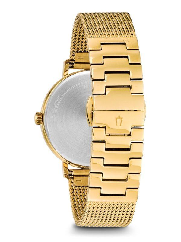 Bulova Gold Women's Classic Watch 97M115