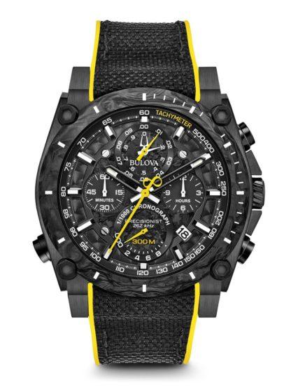 Bulova Men's Precisionist Chronograph 98B312