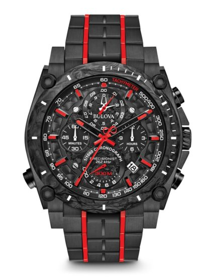 Bulova Men's Precisionist Chronograph 98B313