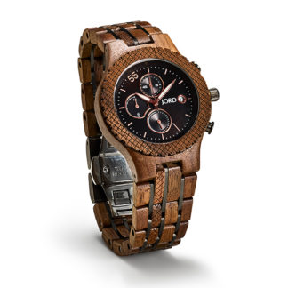 Jord Conway Walnut Mens Watch J041Q04M