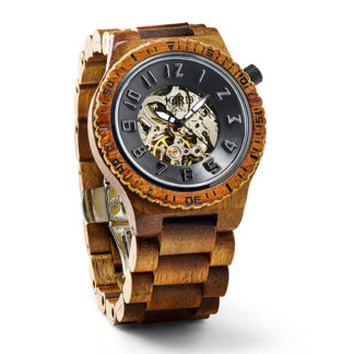 Jord Dover Koa Mens Watch J8004A01M