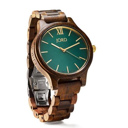 Jord Frankie Emerald Unisex Watch J040Q07U
