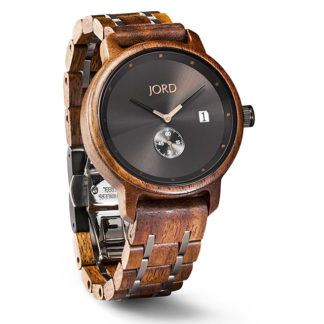 Jord Hyde Walnut Mens Watch J043Q04U