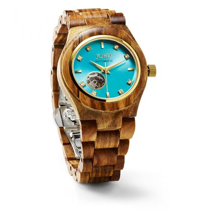 Jord Cora Turquoise Womens Watch J8005A01W
