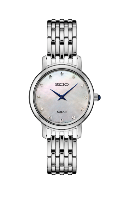 Seiko Diamonds Womens Watch SUP397