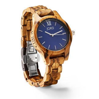 Jord Frankie Navy Unisex Watch