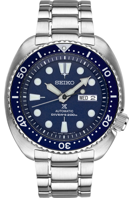 Seiko Turtle Prospex Diver Watch SRP773