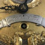 Carl G Cronhiort Musical Tallcase Clock