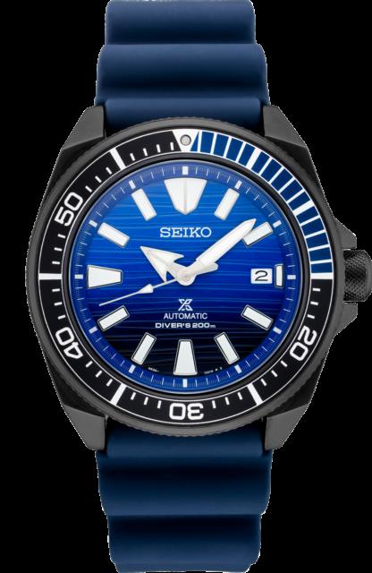 Seiko Prospex Dark Ocean Samurai SRPD09